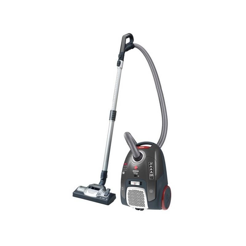 Podlahový vysávač Hoover Telios Extra TX63SE 011 sivý + Doprava zadarmo