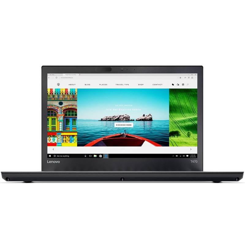 Notebook Lenovo Thinkpad T470 (20HD002JMC) čierny Software F-Secure SAFE, 3 zařízení / 6 měsíců (zdarma) + Doprava zadarmo
