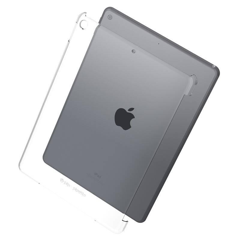 "Kryt Pipetto pro Apple iPad 10,2"" (2019) priehľadný + Extra zľava 10 % | kód 10HOR2020"