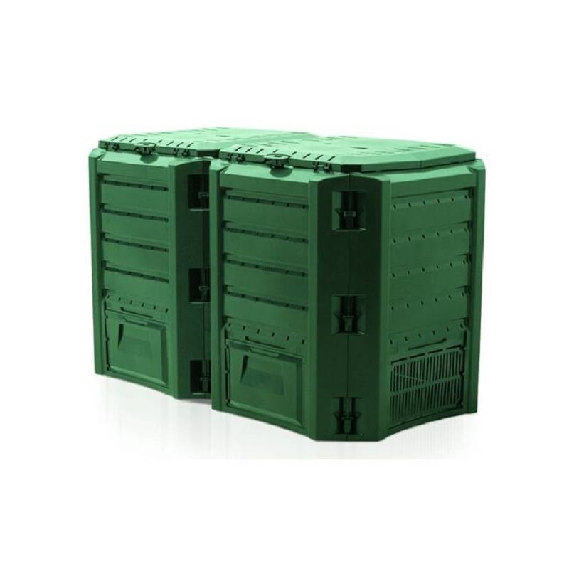 Kompostér JRK 800 HOBBY MODULE zelený