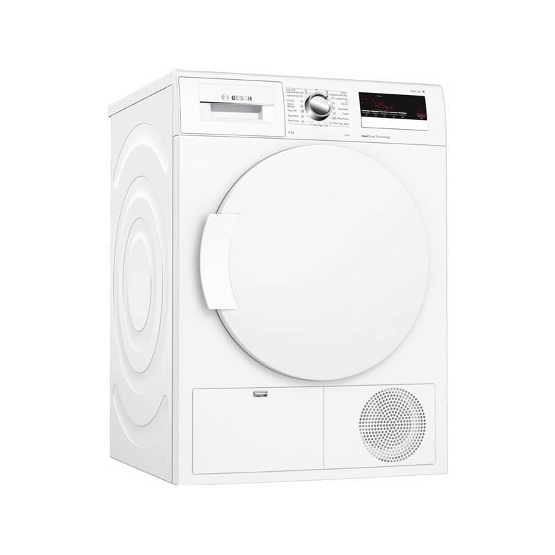 Sušička bielizne Bosch WTH83290BY biela Žehlička ETA Esmira 0273 90000 (zdarma) + Doprava zadarmo