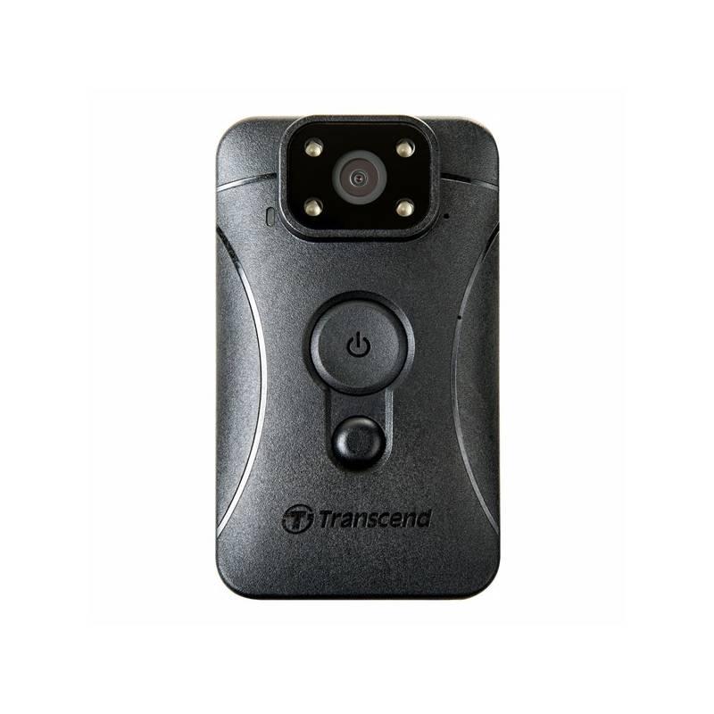 Outdoorová kamera Transcend DrivePro Body 10, osobní kamera (TS32GDPB10A) čierna