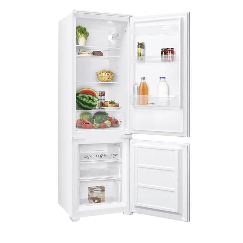 Chladnička s mrazničkou Candy BCBS172HP bílé