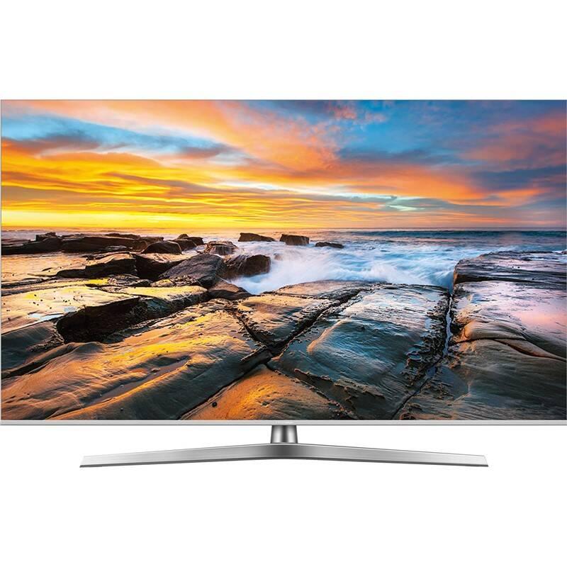 Televízor Hisense H55U7B čierna/strieborná + Extra zľava 5 %   kód 5HOR2020 + Doprava zadarmo