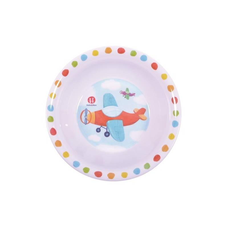 Detský tanier Petite&Mars auta