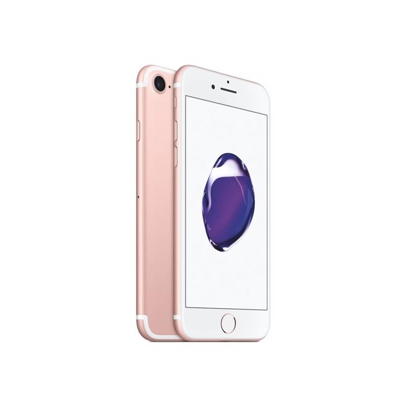 Mobilný telefón Apple iPhone 7 256 GB - Rose Gold (MN9A2CN/A) Software F-Secure SAFE, 3 zařízení / 6 měsíců (zdarma) + Doprava zadarmo