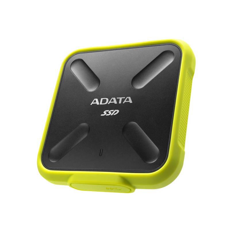 SSD externý ADATA SD700 256GB (ASD700-256GU3-CYL) žltý
