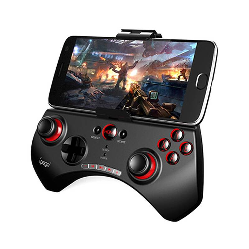 Gamepad iPega Multimedia Android/iOS/PC/PS3/N-Switch/Smart TV (9025) černý
