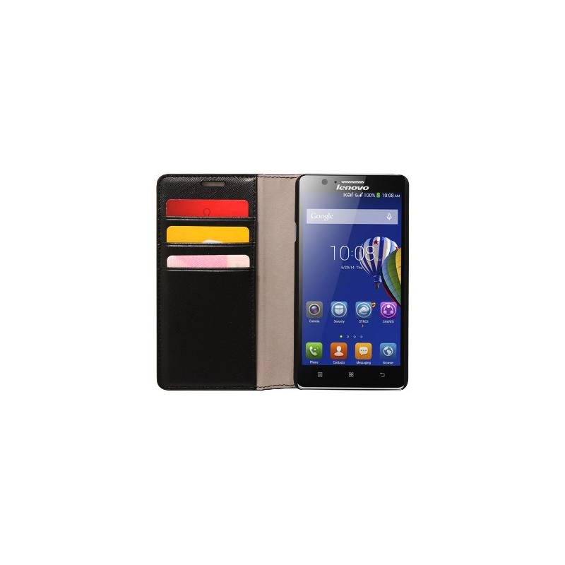 Puzdro na mobil flipové Lenovo pro A536 (LEN-FCA536-D) čierne