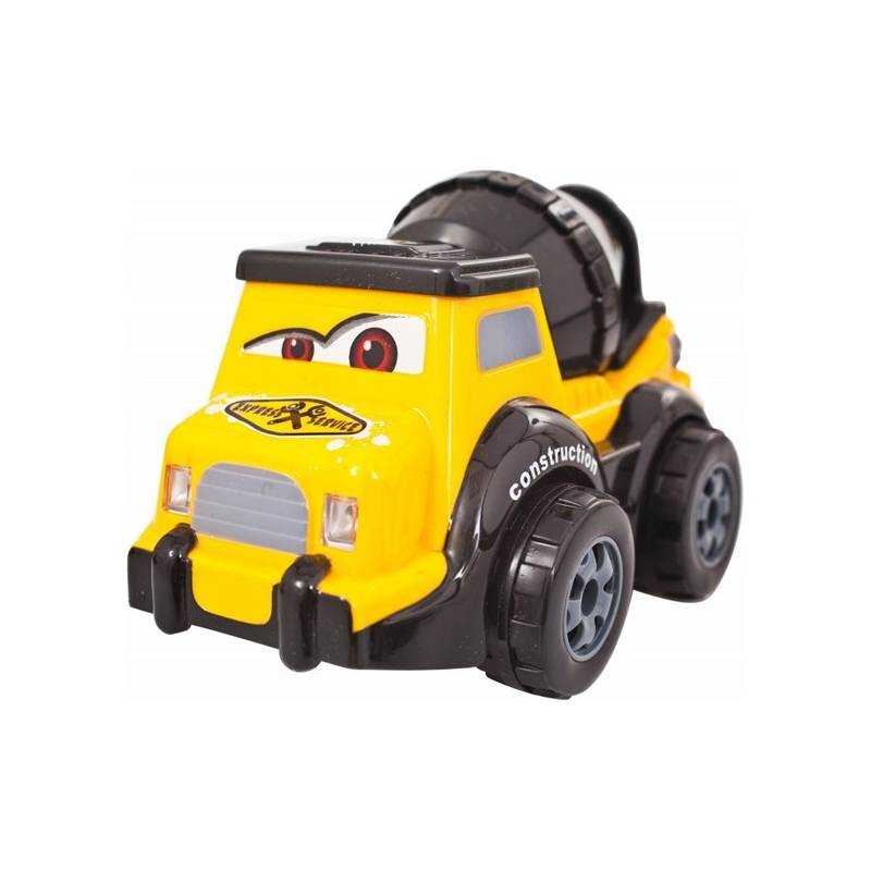 RC auto Buddy Toys BRC 00020 Mixer čierne/žlté