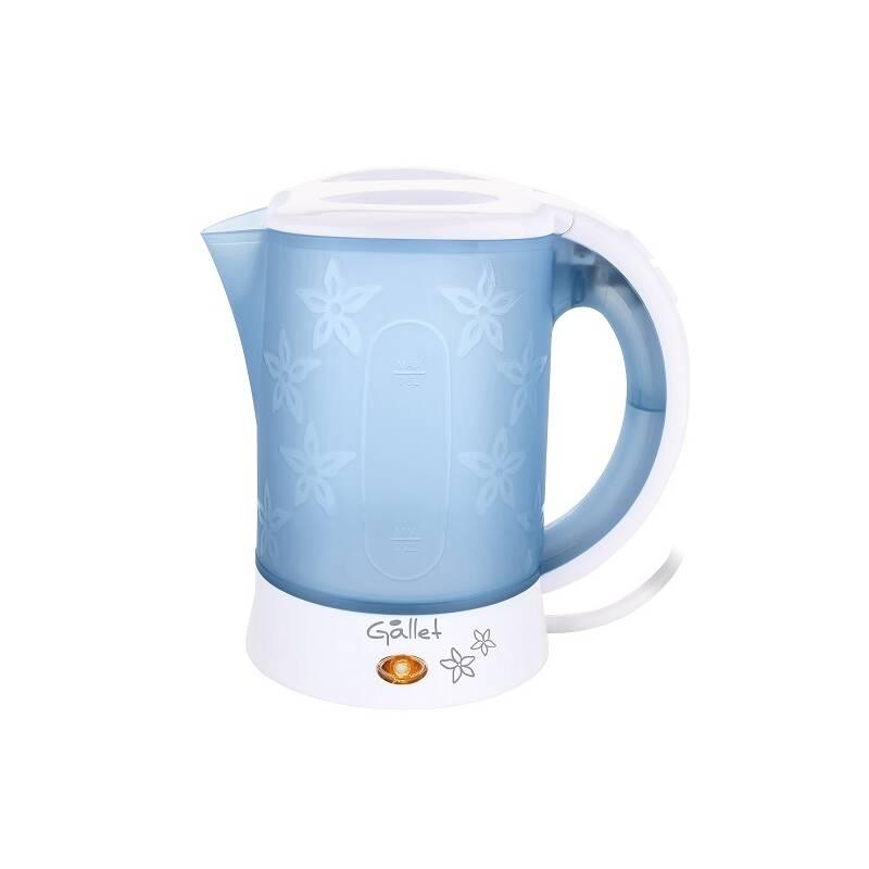 Rýchlovarná kanvica Gallet Loiret BOU 518 biela/modrá