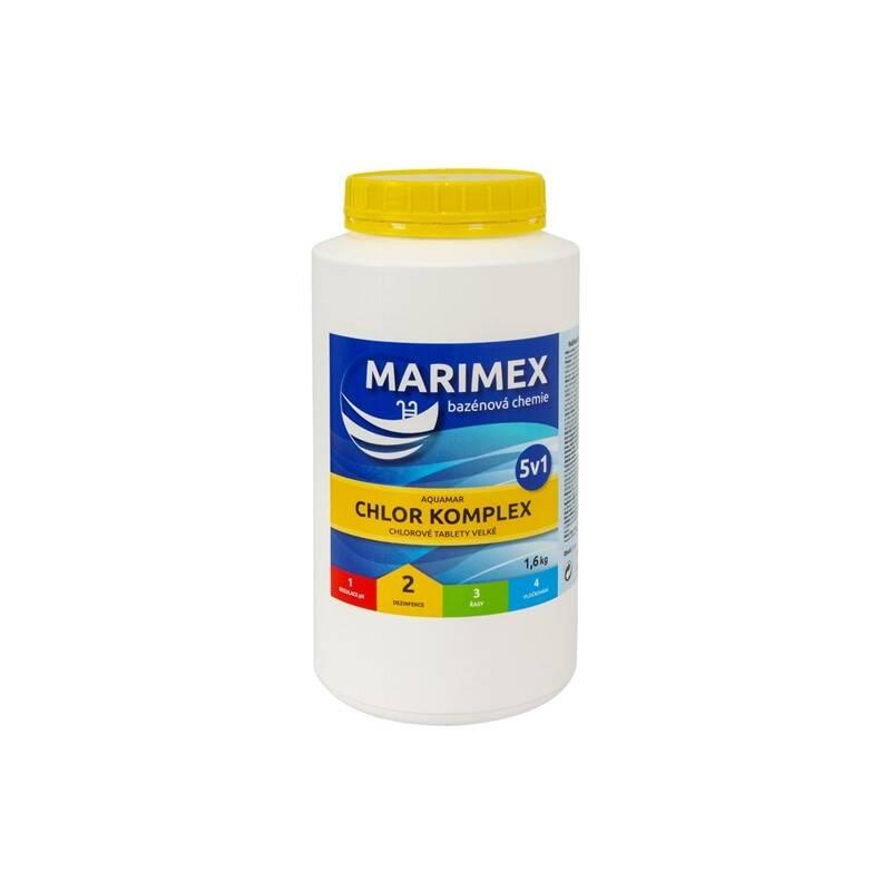 Bazénová chémia Marimex Chlor Komplex 5v1 1,6 kg