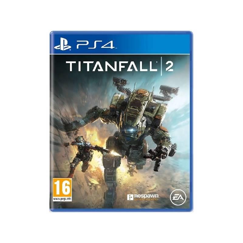 Hra EA PlayStation 4 Titanfall 2 (92169117)