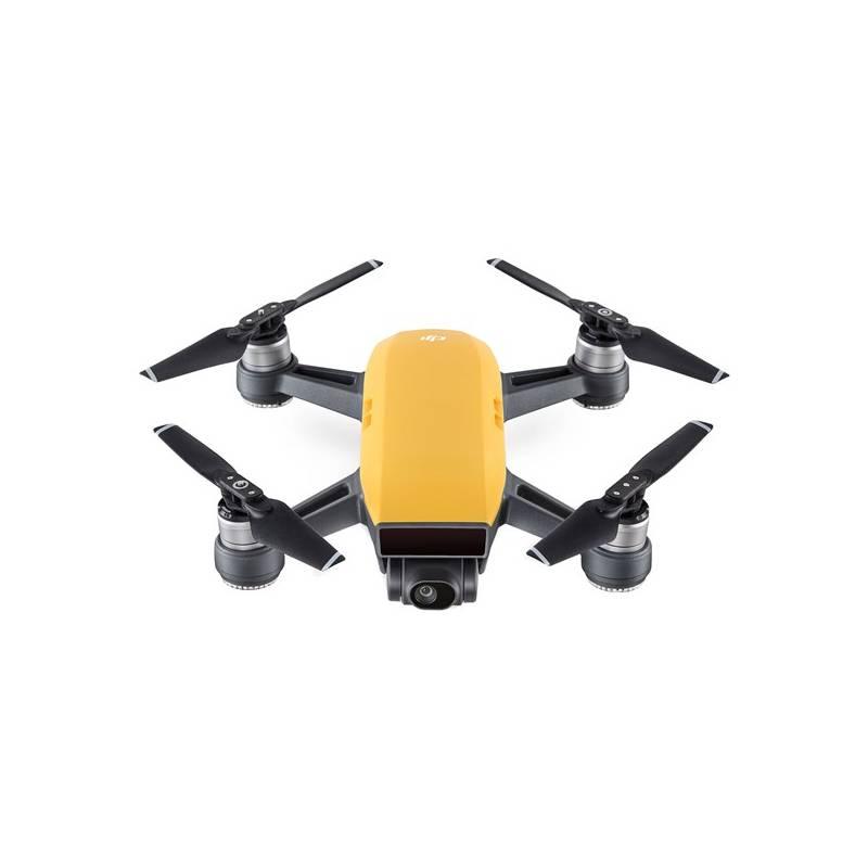 Dron DJI Spark Fly More Combo (DJIS0204C) žltý + Doprava zadarmo