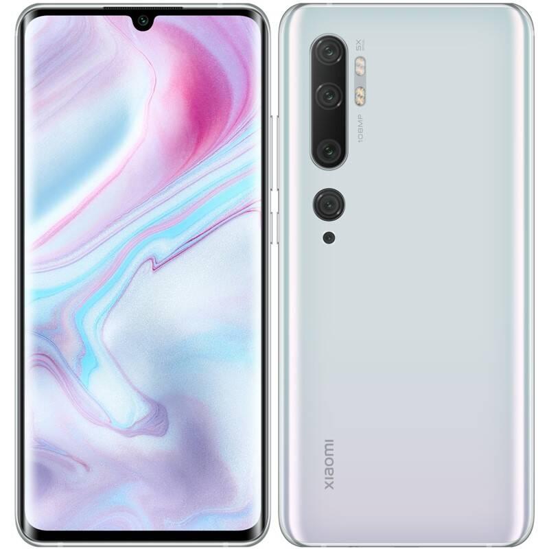 Mobilní telefon Xiaomi Mi Note 10 Pro Dual SIM (26134) bílý