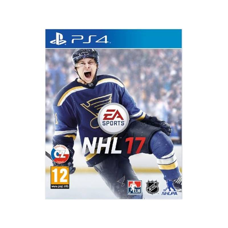 Hra EA PlayStation 4 NHL 17 (92169103)