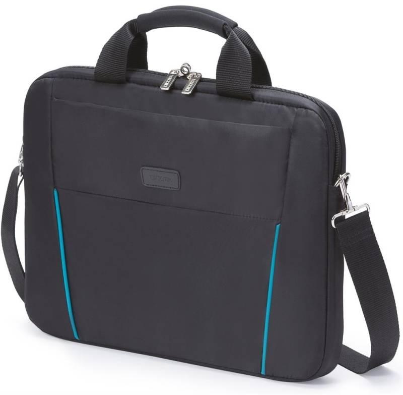 """Brašna na notebook DICOTA Slim Case BASE 14-15.6"""" (D30997) čierna/modrá"""