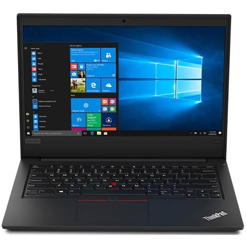 Notebook Lenovo ThinkPad E490 (20N8001XMC) černý