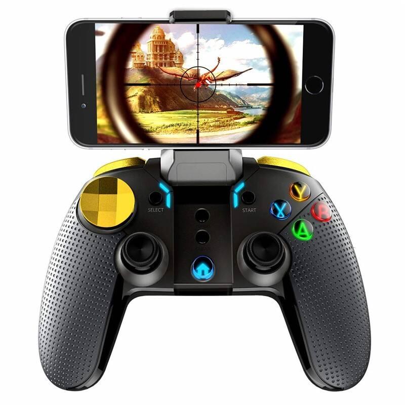 Gamepad iPega Golden Warrior iOS/Android, BT (PG-9118) černý