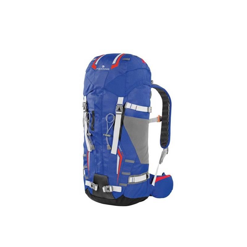 Batoh Ferrino horolezecký TRIOLET 32+5L modrý