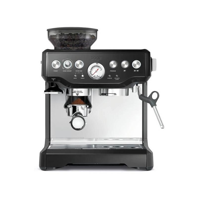 Espresso SAGE BES870 čierne + Doprava zadarmo