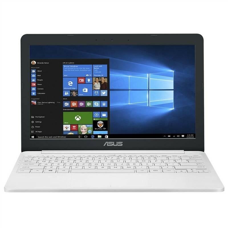 Notebook Asus VivoBook E203MA-FD018T biely + MS Office 365 pre jednotlivcov (E203MA-FD018TS)