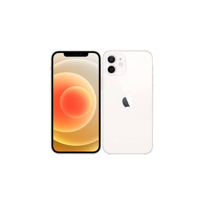 Mobilný telefón Apple iPhone 12 128 GB - White (MGJC3CN/A) + Doprava zadarmo