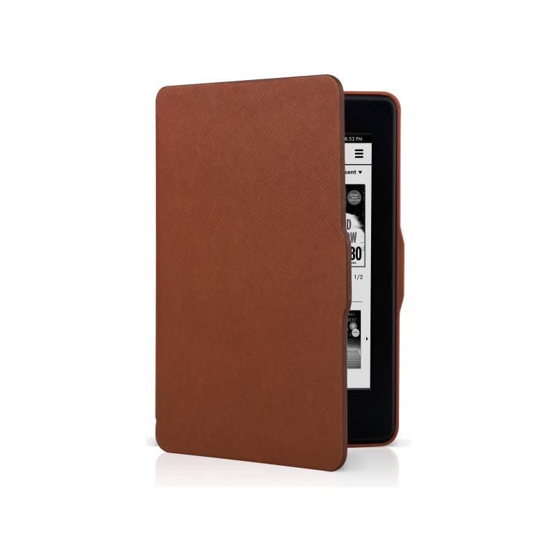 Puzdro pre čítačku e-kníh Connect IT pro Amazon Kindle Paperwhite 1/2/3 (CI-1029) hnedé