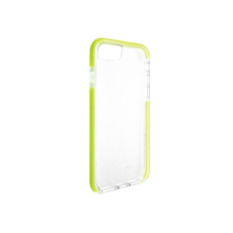 Kryt na mobil Celly Hexagon pro Apple iPhone 7/8 (HEXAGON800GN) zelená barva