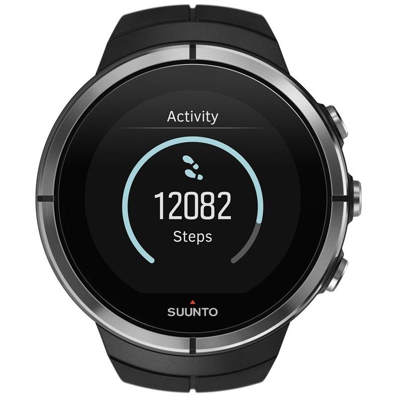 GPS hodinky Suunto Spartan Ultra Black HR (SS022658000) + Doprava zadarmo