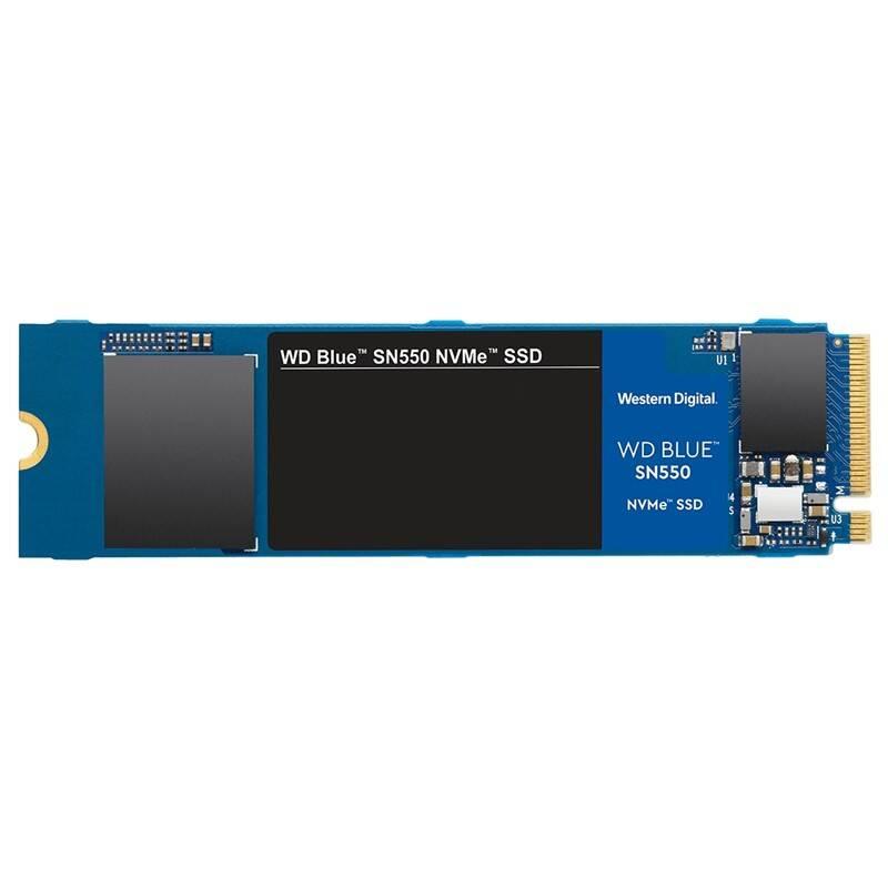 SSD Western Digital Blue SN550 NVMe M.2 250GB (WDS250G2B0C)