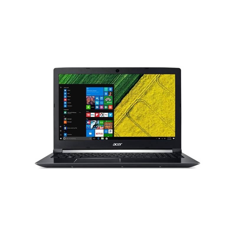 Notebook Acer Aspire 7 (A715-71G-70C0) (NX.GP9EC.005) čierny Software F-Secure SAFE, 3 zařízení / 6 měsíců (zdarma) + Doprava zadarmo