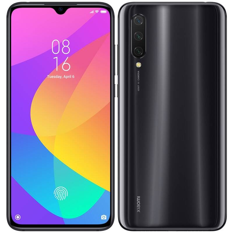 Mobilní telefon Xiaomi Mi 9 Lite 64 GB Dual SIM (25224) černý