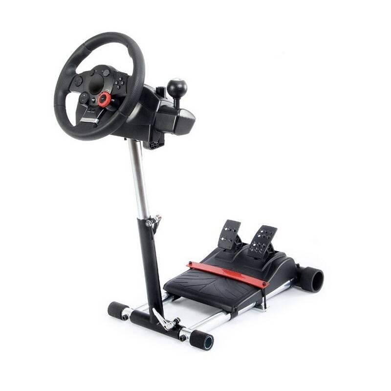 Stojan pre volant Wheel Stand Pro Pro (LOG V2) čierny