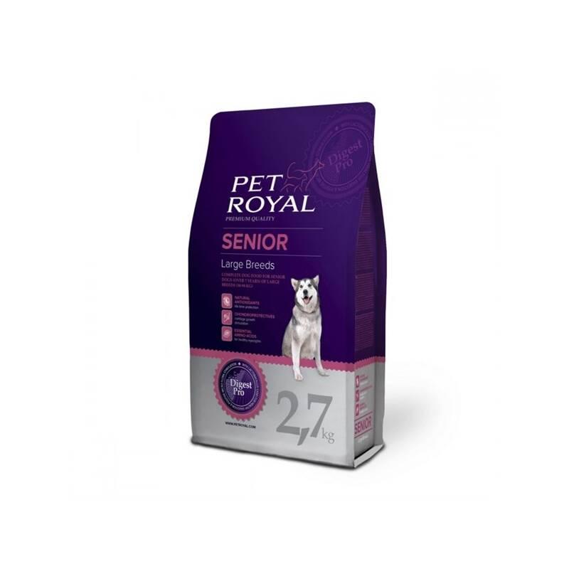 Granule Pet Royal Senior Dog Large Breeds 2,7 kg