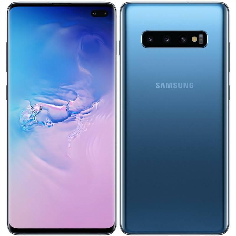 Mobilný telefón Samsung Galaxy S10+ 128 GB (SM-G975FZBDXEZ) modrý