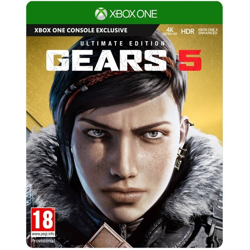 Hra Microsoft Xbox One Gears 5 Ultimate Edition (LCV-00014)