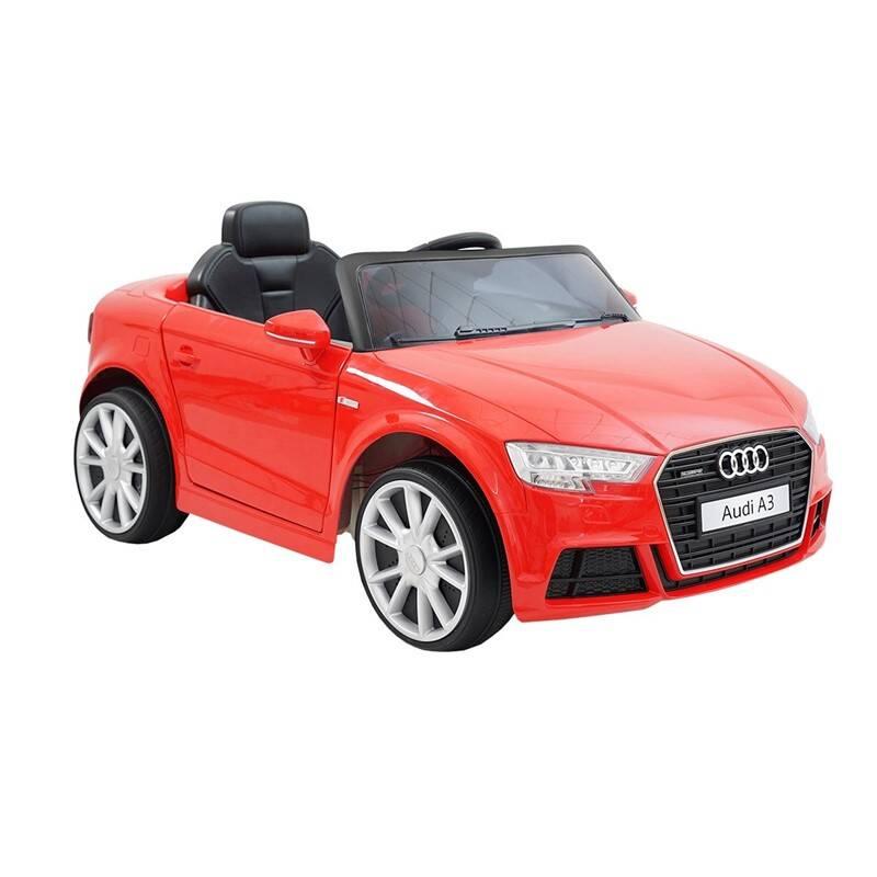Elektrické autíčko Made Audi A3 + Doprava zadarmo