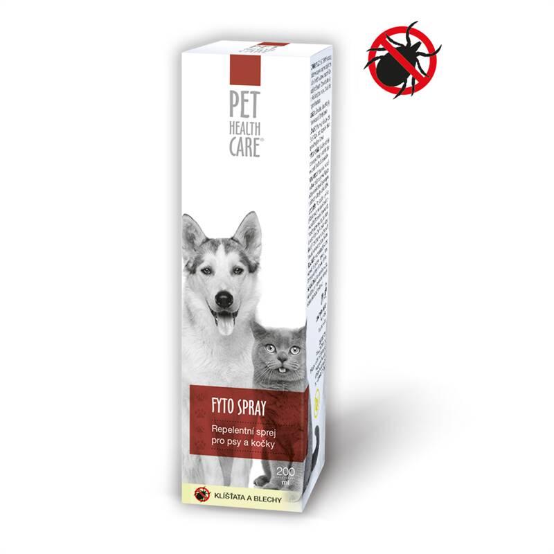 Sprej Pet Health Care FYTO pre psov a mačky 200ml