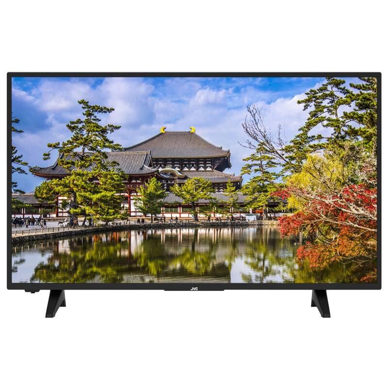 Televízor JVC LT-50VU3005 čierna + Doprava zadarmo