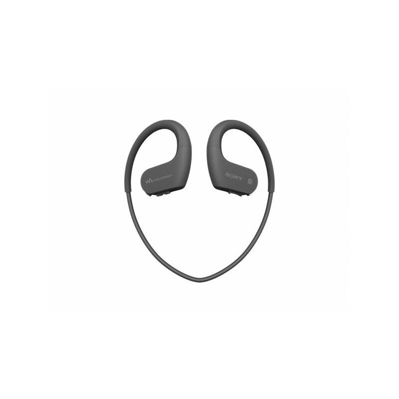 MP3 prehrávač Sony NW-WS623B čierny