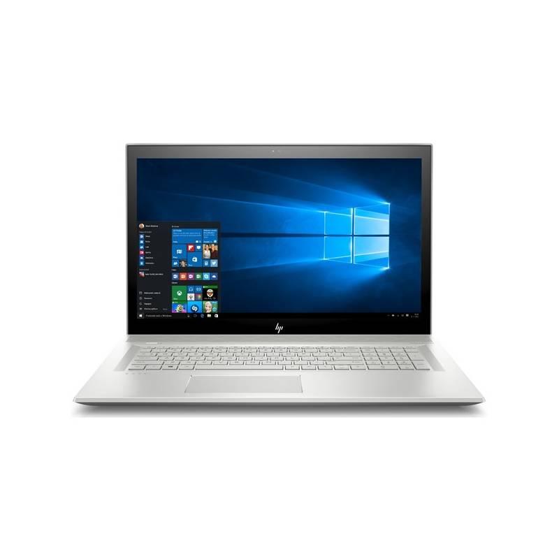 Notebook HP ENVY 17-bw0001nc (4JV99EA#BCM) strieborný + Doprava zadarmo