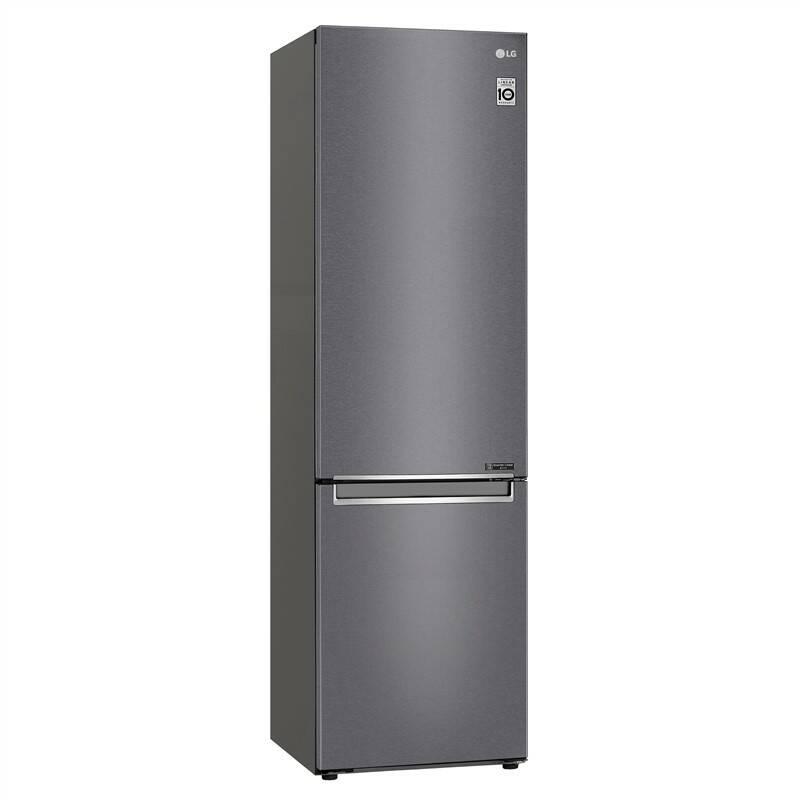 Chladnička s mrazničkou LG GBP62DSNFN + LG 10 let záruka na Lineární kompresor