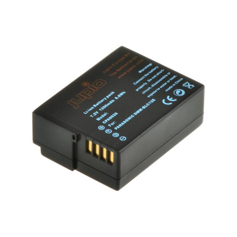 Batéria Jupio DMW-BLC12E Li-Ion 7,2V 1200mAh pro Panasonic (CPA0028) čierne