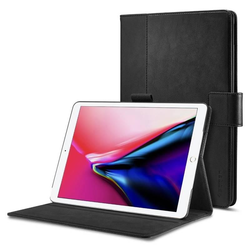 "Puzdro na tablet polohovacie Spigen Stand Folio pro Apple iPad 12,9"" 2017 (LCSAPIPA129217SPBK) čierne"