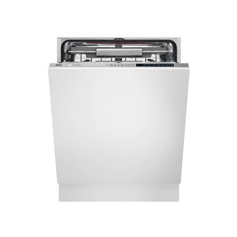 Umývačka riadu AEG Mastery FSE82710P + Doprava zadarmo