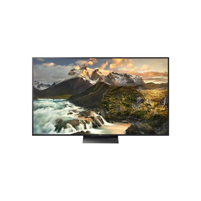 Televízor Sony KD75ZD9BAEP čierna + Doprava zadarmo