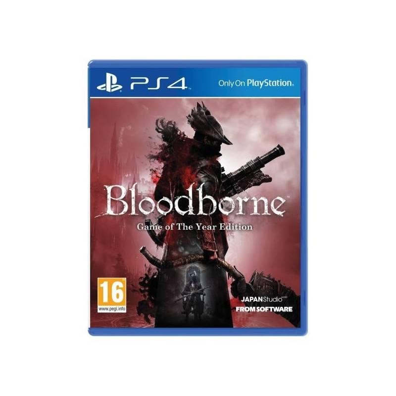 Hra Sony PlayStation 4 Bloodborne GOTY) (PS719843047)