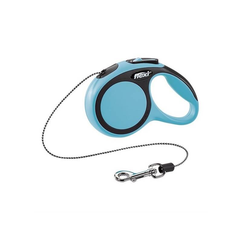Vodítko Flexi Comfort XS Lanko 3m/8kg modré