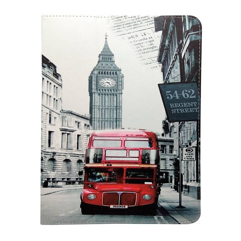 """Púzdro na tablet flipové GreenGo London na tablet 7-8"""" (GSM098861)"""